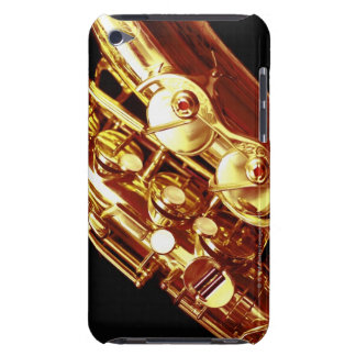 Saxophone Case-Mate iPod Touch Case