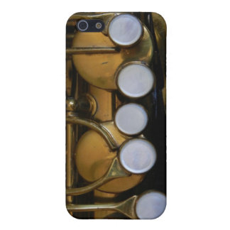 Saxophone Cover for iPhone Cover For iPhone 5/5S