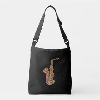 Saxophone Crossbody Bag