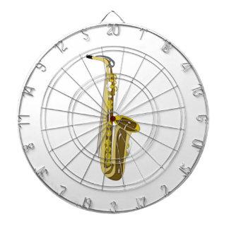 Saxophone Dartboard