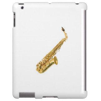 """Saxophone"" design Apple product cases"
