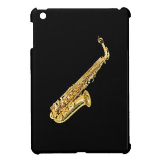 """Saxophone"" design gifts and products iPad Mini Cover"