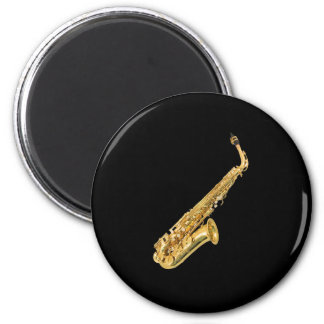 """""""Saxophone"""" design gifts and products Fridge Magnets"""