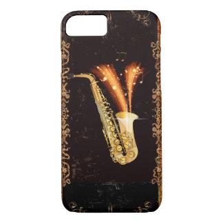 Saxophone iPhone 7 Case