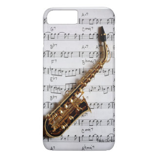 Saxophone Just One Note iPhone 7 Plus Case