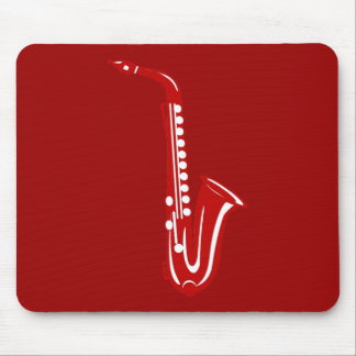 Saxophone Mouse Pads