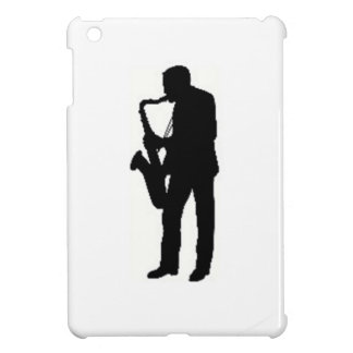 """Saxophone Player"" gifts and products iPad Mini Covers"