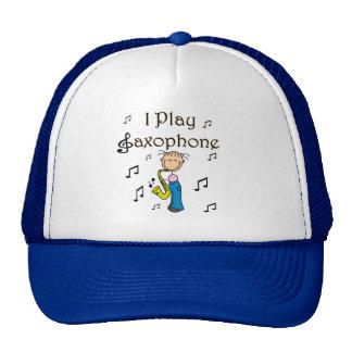 Saxophone Player Hat
