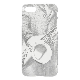 saxophone player... iPhone 7 case