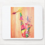 Saxophone Products Mouse Pads