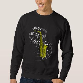Saxophone Sweatshirt
