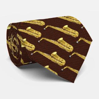 Saxophone Tie