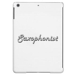 Saxophonist Classic Job Design iPad Air Cases