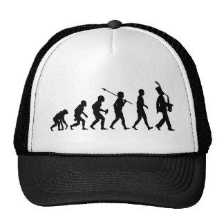 Saxophonist Hat