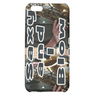 saxy and I blow it middle  double solid player pic iPhone 5C Case