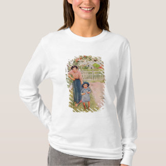 Say a Nice How Do You Do to Your Uncle, 1917, from T-Shirt