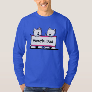 Say Anything Westie T-Shirt