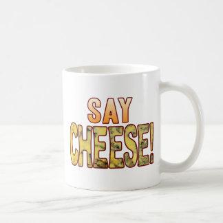 Say Blue Cheese Coffee Mug