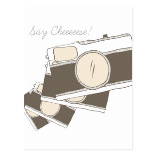 Say Cheese Post Cards