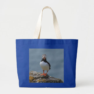Say Cheese Puffin Bag