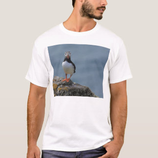 Say Cheese Puffin T-Shirt