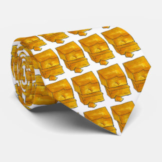 Say Cheese Sharp Cheddar Cheese Foodie Tie