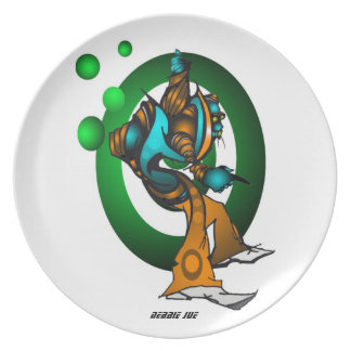 Say Cheezus Party Plates