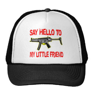 Say Hello To My Little Friend Cap