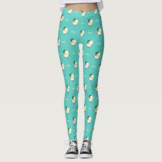 Say Hello to the Apple Leggings