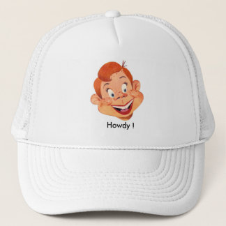 Say Howdy ! Trucker Hat