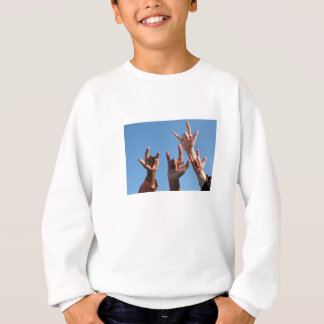 Say it with a Sign Sweatshirt
