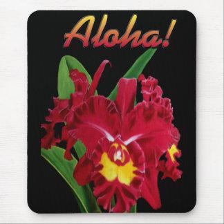 Say it with Aloha! Mousepad