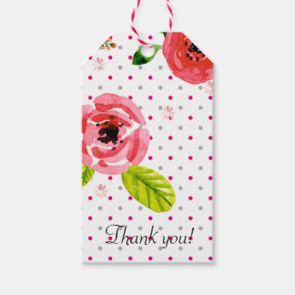 Say it with Roses Gift Tags