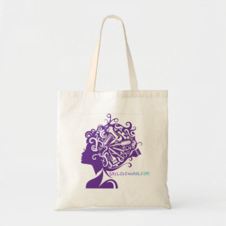Say Love For Hair Tote Bag