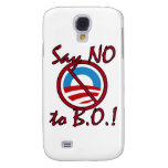Say NO to B.O. iPhone Case