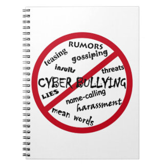 Say No to Bullying Note Books