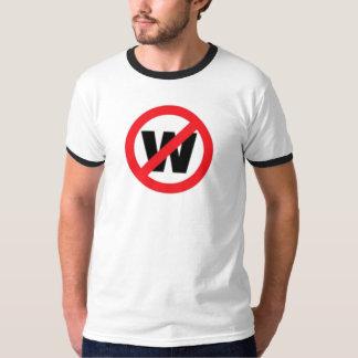 Say no to Bush T-Shirt