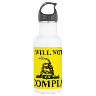 Say NO to Communism! 532 Ml Water Bottle