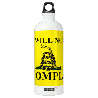 Say NO to Communism! SIGG Traveller 1.0L Water Bottle