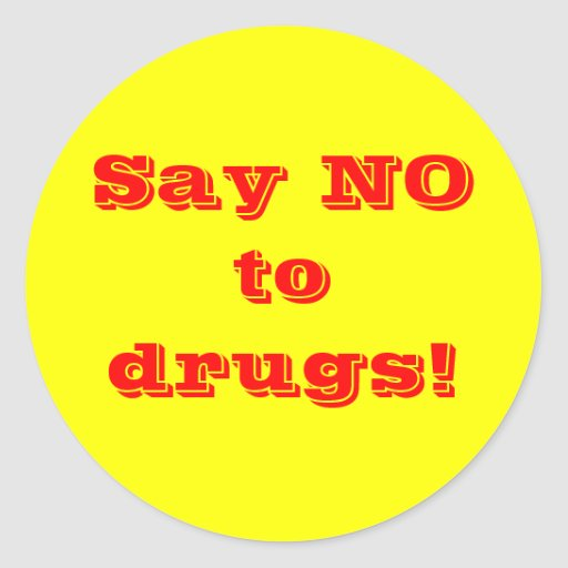 Say No to Drugs Ideas