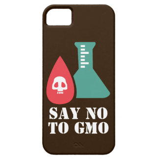 Say No to GMO Barely There iPhone 5 Case