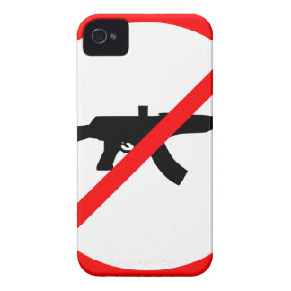 Say No To Guns iPhone 4 Case-Mate Case