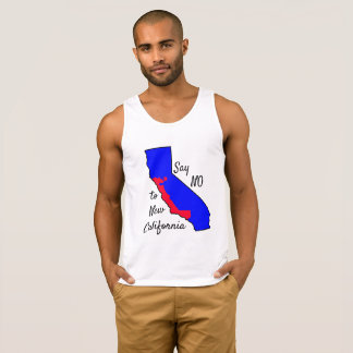 Say NO to New California Shirt