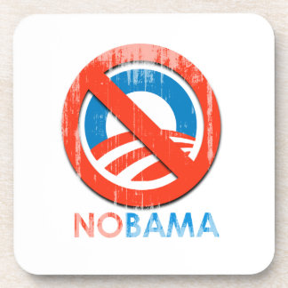 Say No To Obama 3 nobama Faded.png Coasters