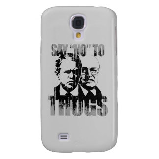 Say No to Thugs Faded.png Galaxy S4 Case