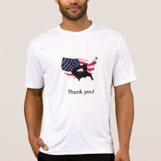 Say Thank You to our Troops Tees