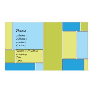 Say Tweet Business Cards