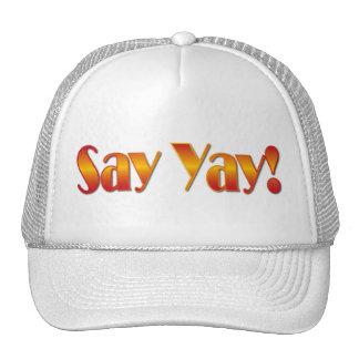 Say Yay! Cap