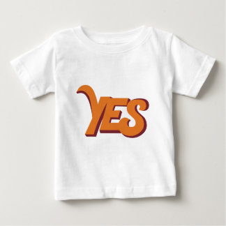 Say yes baby T-Shirt