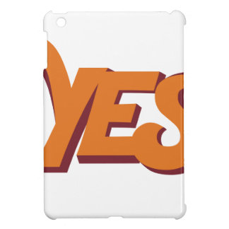 Say yes case for the iPad mini